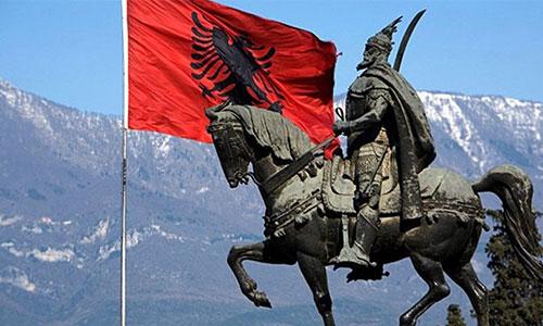 Skenderbeu-albanien