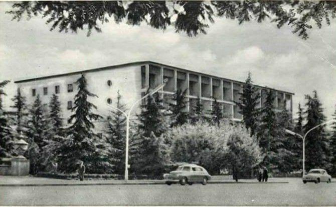 1960 Tirana, Dajti hotel