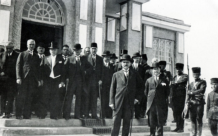 Albaniens mellem to verdenskrige