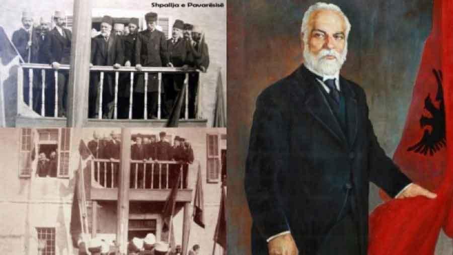 Albaniens slevstændighed-1912