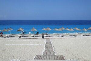 Strand ved Drimadhe