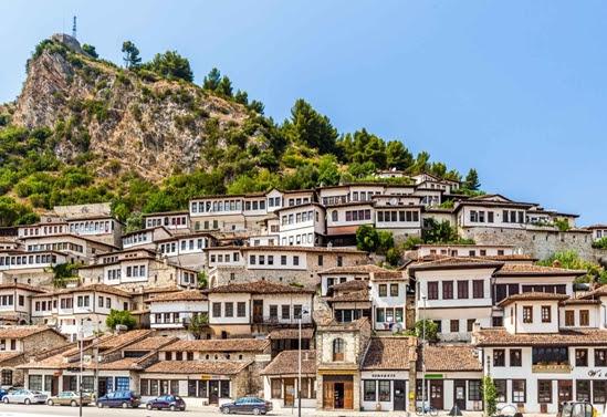 Berat Albanien