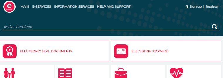 Konsulat e-services